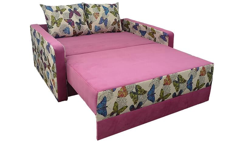 Canapea pentru spații mici