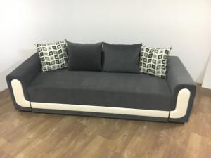 Canapea Eva gri