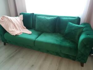 Canapea Riva verde 1