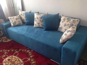 Canapea albastra - model Urban