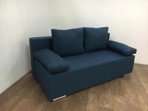 Canapea albastra - model London