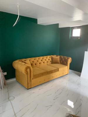 Canapea comandă model Chesterfiled 1