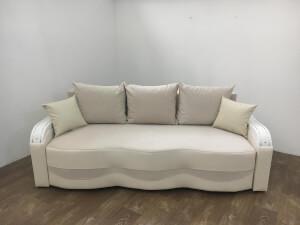 Canapea crem - model Milano