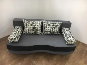 Canapea gri - model Roxy