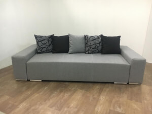 Canapea gri - model Urban