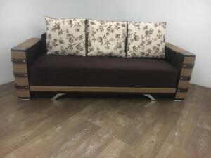 Canapea maro - model Lara