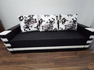 Canapea model Lara neagra