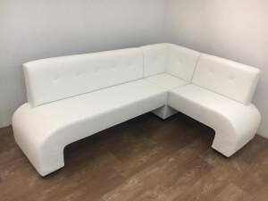 Coltar de bucatarie alb - model Gyno