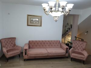 Set canapea cu 2 fotolii - imaginea 03