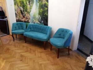 Set canapea cu 2 fotolii model HAWAI - imaginea 07