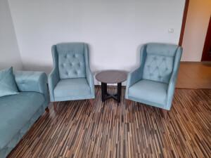 Set canapea cu 2 fotolii model RIVA - imaginea 05