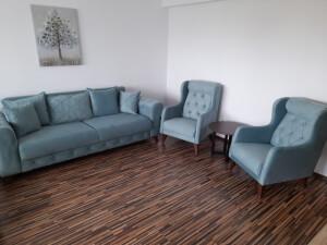 Set canapea cu 2 fotolii model RIVA - imaginea 06