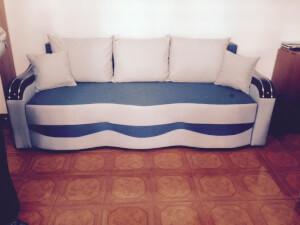 Canapea extensibilă Milano