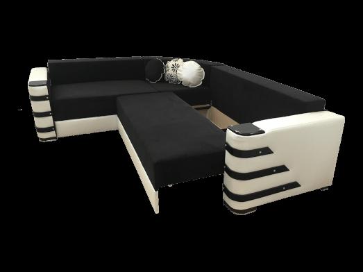 1-78-cc35-Diamond-coltar-negru-alb-extensibil-lada-pentru-depozitare
