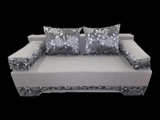 Canapea extensibilă gri - model CORY