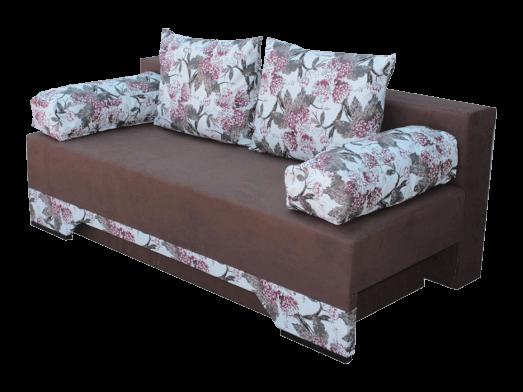 Canapea extensibilă maro - model CORY