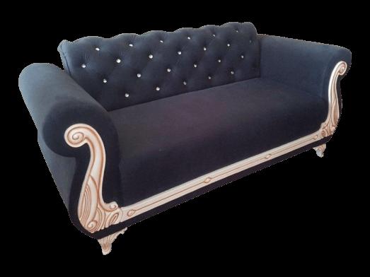 Canapea-2-locuri-neagra-Fancy---unghi-69