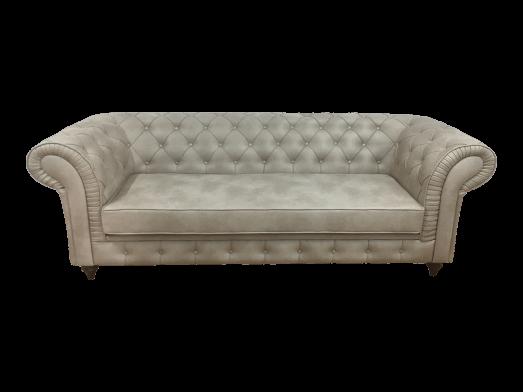 Canapea fixă crem - model CHESTER
