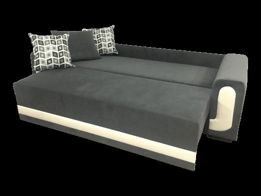 Canapea-extensibila-3-locuri---Eva-gri-crem---extinsa-cu-perne-91