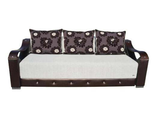 Canapea extensibilă crem - model CLEO