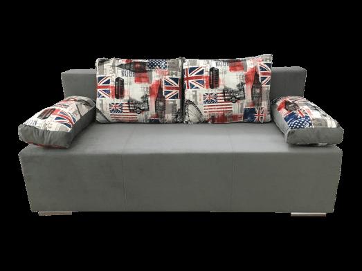 Canapea 3 locuri extensibilă - model LONDON
