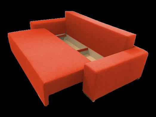 Canapea-extensibila-portocalie-Urban---lada-de-depozitare-5a