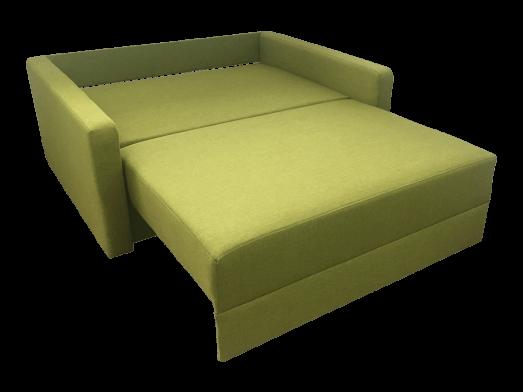 Canapea-extensibila-verde---model-ISABEL---extinsa-fara-perne-9d