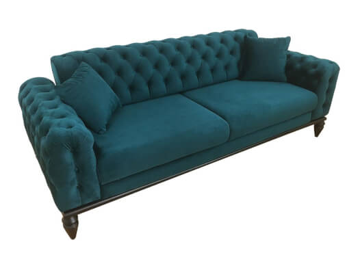 Canapea-fixa-albastru-marin-JASMINE-unghi-df