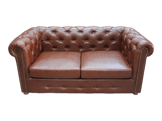 Canapeaua-cu-2-locuri-extensibila-maro---model-Chesterfield-66