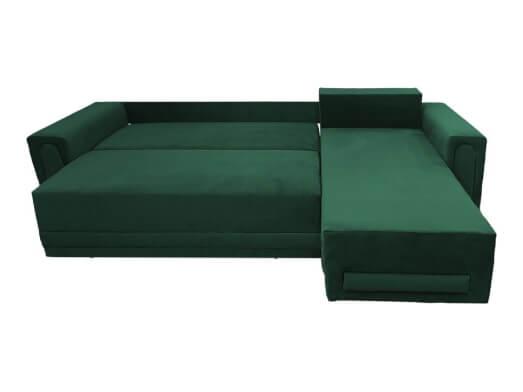 Coltar-extensibil-verde-model-EVA---extins-fara-perne-be