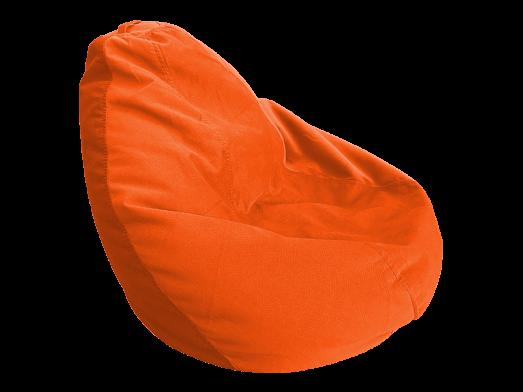 Fotoliu puf cu husă detașabilă, portocaliu - model DODOPUF