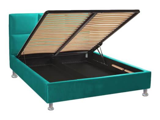 Pat-tapitat-cu-somiera-rabatabila-SOUL-rabatat-verde-smarald-max-96-f5