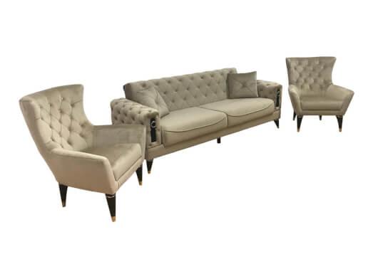 Set-canapea-cu-doua-fotolii-maro-LIZBON-unghi-dec-86